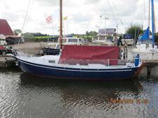 Segelschiff Motorsegler Gillissen 8,10 x 2,10 m Vetus Bugschraube