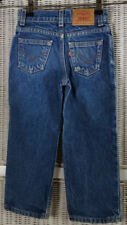 LEVI'S 550 Blue Jeans Kids' 4 Regular W20.5 L16.5 Levis Red Tab Denim Unisex