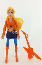 WINX CLUB NICKELODEON CONCERT COLLECTION JAKKS PACIFIC 2012 ROCKIN STELLA 4 INCH