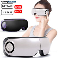 OSITO Bluetooth Eye Care Massager Hot Compress Rechargeable Temple Pain Relife