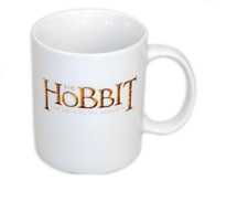 THE HOBBIT / LORD OF THE RINGS FILM - HOBBIT LOGO WHITE MUG BY SD Toys