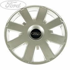 "Genuine Ford Focus MK2 Mondeo MK3 16"" Inch Wheel Trim Silver SINGLE 1317874"