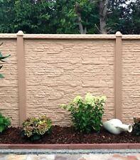 Sicht- & Lärmschutzwände aus Beton für den Garten günstig kaufen | eBay