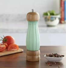 The Pioneer Woman Timeless Beauty Jade Green Pepper Grinder Mill NEW