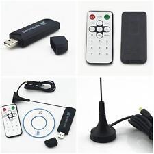 NEW USB DVB-T &RTL-SDR Realtek RTL2832U & R820T DVB-T Tuner Receiver MCX InputU1