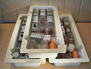 DDR 53 Bausteine für EAW Elektronik-Trainer Experimentierplatz + Box