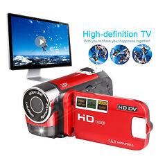 Full HD 1080P 16MP Digital Video Camcorder Camera DV 2.7'' TFT LCD 16x Zoom USS