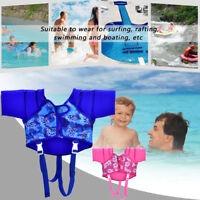 Floating Vest Safety Baby Kids Life Jacket Swimming Surfing Fishing Rafting Boat