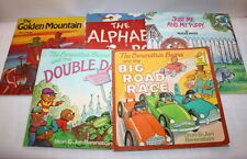 Lot of 5 Vintage Childrens Books Mercer Mayer The Berenstain Bears 80's Books