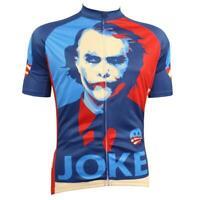 JOKER JOKE BAT RETRO Cycling BIKE Jersey Tricot Maillot
