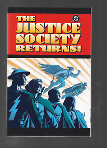 JSA The Justice Society Returns 5th Week Event DC Comics 2003 TPB OOP