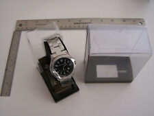 COLUMBIA  WATCH MEN'S METAL BAND NEW IN BOX SOLD FOR $ 60.00
