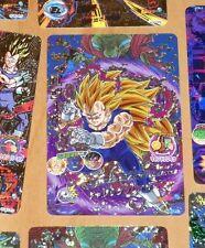 DRAGON BALL Z DBZ DBS HEROES PART 5 CARD PRISM CARTE CP HJ5-CP1 HOLO JAPAN MINT