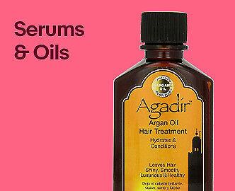 Hair Care Serums & Oils