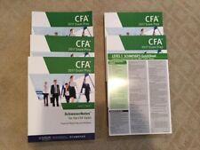 Kaplan Schweser Notes: 2017 CFA Level 1 Exams (For June and December L1 Exams)