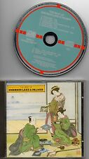 EMERSON LAKE & PALMER - Best Of - West German Target CD RARE