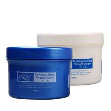 Somang cosmetics incus Bio Magic Hair Straightener cream 500mL 16.9oz new Set
