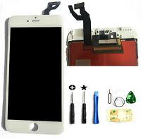 LCD Display Touchscreen Komplettset Front Glas für iPhone 6S Plus Weiß