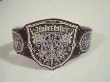 WWE Undertaker Champion Custom Title Figure Belt for ACTION FIGURES WWF NXT AEW