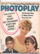 PHOTOPLAY  November 1964 (11/64) - Complete Issue