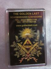 Fridge magnet loyalist Rangers Masonic Golden Last