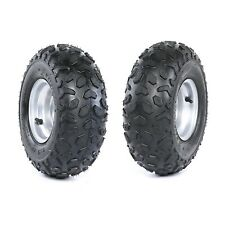 (2) 145/70 - 6 Go-Kart, Go-Cart Tires 145x70-6 Wheel with Rim ATV QUAD BUGGY