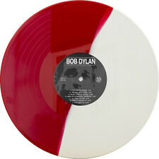 Bob Dylan ‎– Bob Dylan on Red/White Vinyl LP 2013 NEW