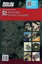 C1 ASE Automotive Service Consultant Test Prep Study Manual Guide 1934855195