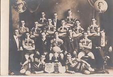 WW1 Australia Wattle Rugby foorball club Ipswitch Queensland 1915 premiers