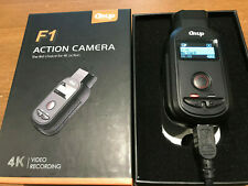 GitUp F1 4K Wi-Fi Action Camera With Advanced Sony Exmor R Sensor - Used