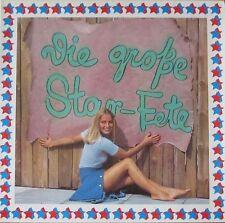 Die Große Star-Fete - 32 Schlager-Hits: Abba, Heino, Severine, Jürgens (2 LPS)