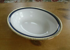 """Wedgwood Rococo Oval Vegetable Bowl - >9 3/4""""(<25cms) - 3 Available"""