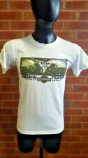HARLEY-DAVIDSON RIDERS OF BRIDGWATER  FREEDOM FIGHTER DEALER TEE MENS SMALL