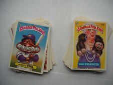 Garbage Pail Kids VINTAGE OS4 LOT 30+ CARDS , SHARP NICE CARDS, NM TOPPS
