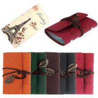 Women Leather Bifold Wallet Clutch Card Holders Purse Ladies Girls Long Handbag