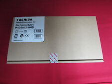 NEW ORIGINAL TOSHIBA SLICE EXPANSION 6-CELL BATTERY PA3510U-1BRL-NEW