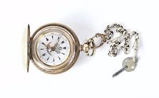 ANTIQUE KEY WIND POCKET WATCH SYSTEME ROSKOPF MADE FOR THE OTTOMAN EMPIRE MARKET