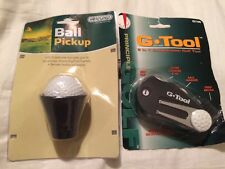 2 Tools G-Tool 5 in 1 Combination score counter divot club brush & Ball Pickup