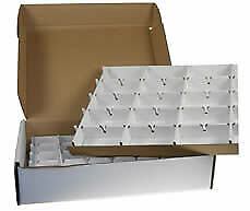 Model Railway OO Gauge Stock Box For 30 Small Wagons or 10 Coaches
