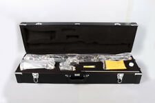 New Bass Clarinet Model PADS And Case Low Eb Nice Tone #A04