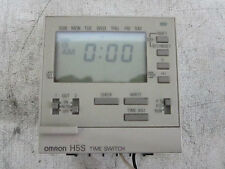 Omron H5S Time Switch Omron H5S-Fb Time Switch 15A 250Vac *Tested*Qty*