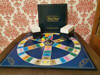 Trivial Pursuit Master 1983 jeu genre Edition Parker Classic Board game vintage