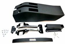 C3 CHEVY CORVETTE EMERGENCY BRAKE CONSOLE KIT WITH POWER WINDOWS 1968