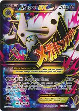 Pokemon: 1x Mega-Aggron-EX - 154/160 - Full Art - NM-Mint XY Primal Clash