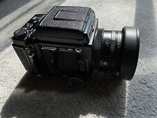 Mamiya RB67 {Near Mint Condition} w RARE 6x8 Motor Film Winder Back! 127mm Lens.