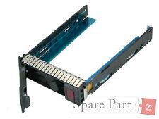 "HP ProLiant dl380e dl380p dl385p gen8 8,89cm (3,5"") SAS SATA HD-Caddy 651314-001"