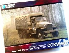 Rubicon Models: 280037 - US 2.5 ton 6x6 Cargo Truck CCKW‐353 (GMC) - Bolt Action