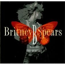 BRITNEY SPEARS - B IN THE MIX - CD ALBUM our ref 1780