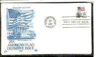 US SC # 1896 Flag Over Supreme Court FDC. Postal Commemorative Society Cachet