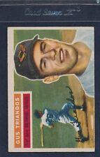 1956 Topps WB #080 Gus Triandos Orioles VG 56T80-91415-3
